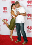 Karina Smirnoff and Randy Couture