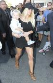 Jessica Simpson and Ace Johnson