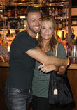 Lea Thompson and Artem Chigvintsev