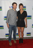 Zach Gilford and Kiele Sanchez