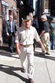 David Letterman, Jungle Jack Hanna, Ed Sullivan Theater