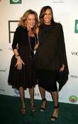 Caroline Scheufele and Donna Karen
