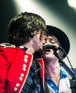 Carl Barât, Pete Doherty and The Libertines