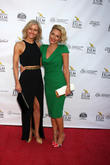Katie Brannigan and Nicky Whelan