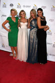 Nicky Whelan, Cassi Thomson, Georgina Rawlings and Jordin Sparks
