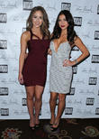 Brittany Palmer and Arianny Celeste