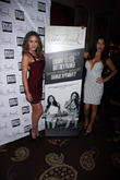 Arianny Celeste and Brittany Palmer