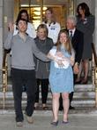 Marc Mezvinsky, Chelsea Clinton, Charlotte, Hiliary clinton, Bill Clinton
