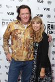 Michael Madsen and Julia Verdin