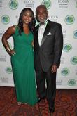 Isha Sesay and Dr.oheneba Boachie-adjei
