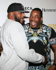 Ed Lover and Busta Rhymes