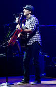 Jason Mraz performs an acoustic concert for a sold out crowd at the Carre Theatre