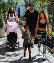 Chris Brown, Karrueche Tran, West Hollywood