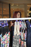 Amy Childs, Merryhill Shopping Centre