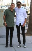 Evan Ross and B Howard