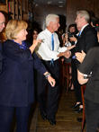 Hillary Clinton and Charlie Crist