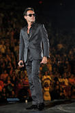 Marc Anthony performs at the American Airlines Arena on his 'Cambio de Piel' tour