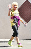 Betsey Johnson, Dancing With The Stars rehearsal studio