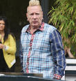 "John Lydon, ""Russell Brand Wants Cardboard Boxes, Down By the River"""