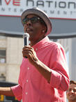 Arsenio Hall, On the Walk of Fame on the Blvd