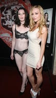 Stoya and Kayden Kross