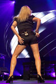 Samantha Fox Kicked Off Plane After Bust-up