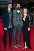 Duane Hopkins, George Mackay and Charlotte Spencer