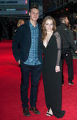 George Mackay and Charlotte Spencer