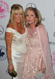 Suzanne Somers, Kathy Hilton, The Beverly Hilton Hotel