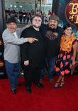 Danny Trejo and Guillermo del Toro