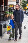 Dave Matthews and August Matthews