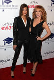 Teri Hatcher and Kathy Griffin