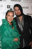 Sue Wong and Dave Navarro