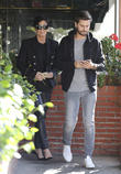 Scott Disick and Kris Jenner