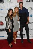 Vanessa Ray, Sas Goldberg and Jake Wilson