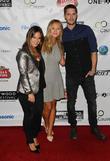 Vanessa Ray, Sas Goldberg, Jake Wilson, ArcLight Hollywood