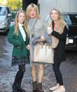 Kellie Maloney, Sophie Maloney and Lilly Maloney
