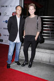 Jon Fitzgerald and Sharon Stone