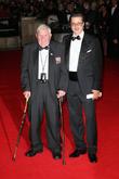 Brad Pitt and Peter Comfort