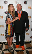 Grace Potter and Mario Batali