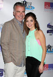 Ian Buchanan and Jen Lilley