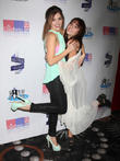 Jen Lilley and Haley Pullos