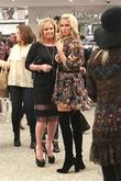 Kathy Hilton and Nicky Hilton