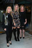 Kim Richards, Nicky Hilton and Kathy Hilton