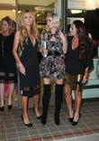 Paris Hilton, Nicky Hilton and Kyle Richards