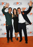 Tyler Posey, Susan Walters and Linden Ashby