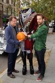 John Noble and Tom Mison