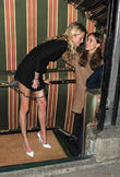 Poppy Delevingne and Suki Waterhouse