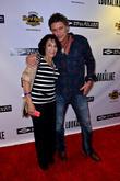 Lillian Samson Agostini, Steven Bauer, Hard Rock Live in Hollywood, Fla.