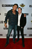 Steven Bauer and Kaine Harling